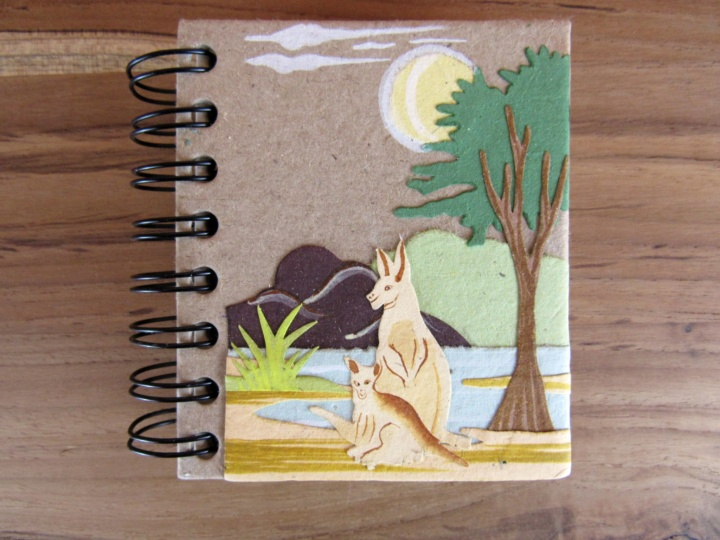 Ellie Pooh Notebook - Sri Lanka