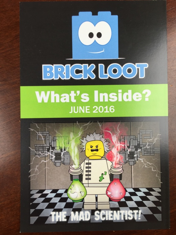 Brickloot Box June 2016 (1)