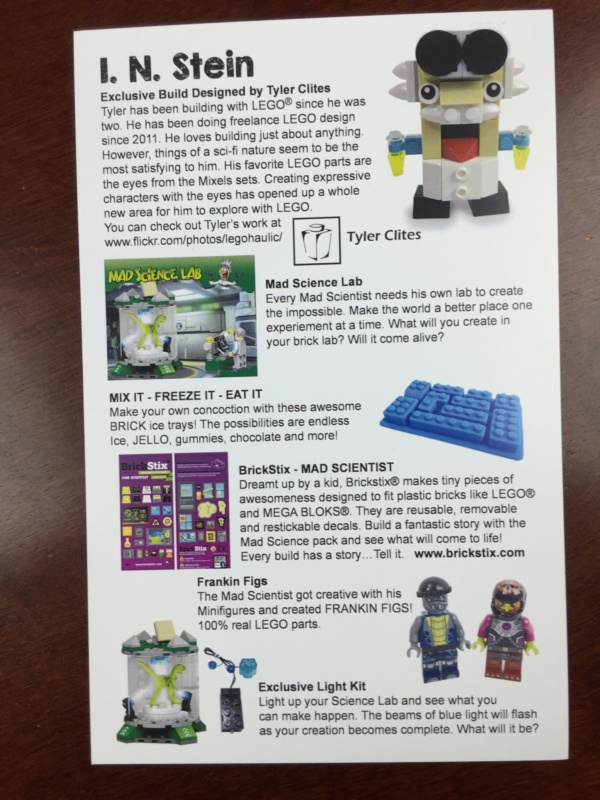 Brickloot Box June 2016 (2)