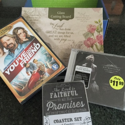 For the Faithful May 2016 Subscription Box Review