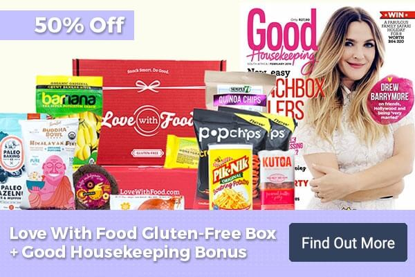 Love With Food Deluxe Box Coupons