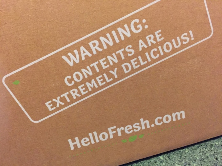 Hello Fresh Veggie Box May-June 2016 (6)