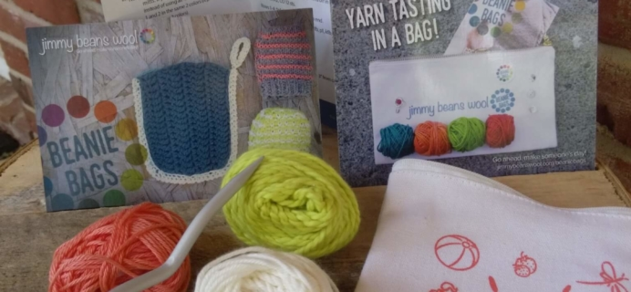 Jimmy Beans Wool Beanie Bag Subscription Review – June 2016