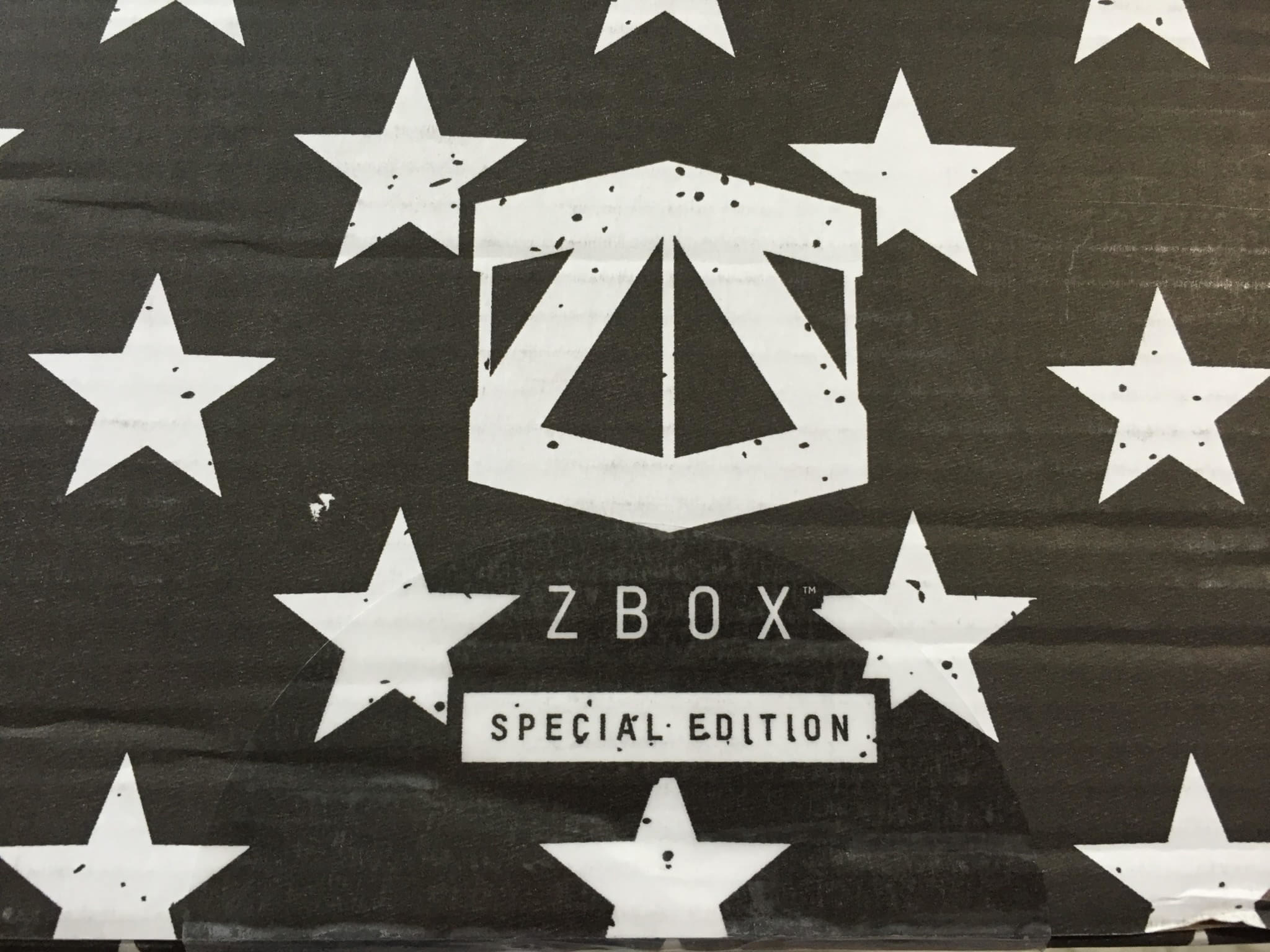 ZBOX Limited Edition Civil War Captain America Box Review