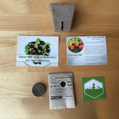 Our Little Roots Subscription Box Review & Coupon – June 2016