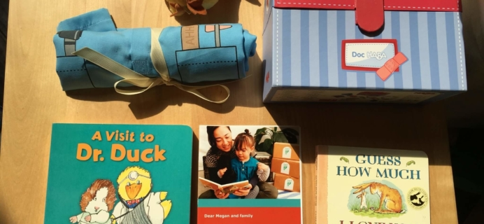 Bumby Box June 2016 Subscription Box Review & Coupon