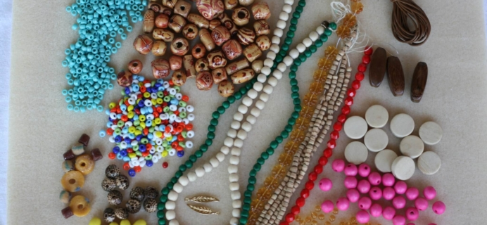 BeadCrate Subscription Box Review – June 2016