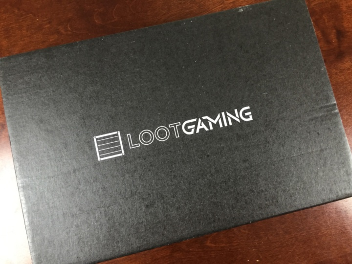 Loot Gaming Box May 2016 box