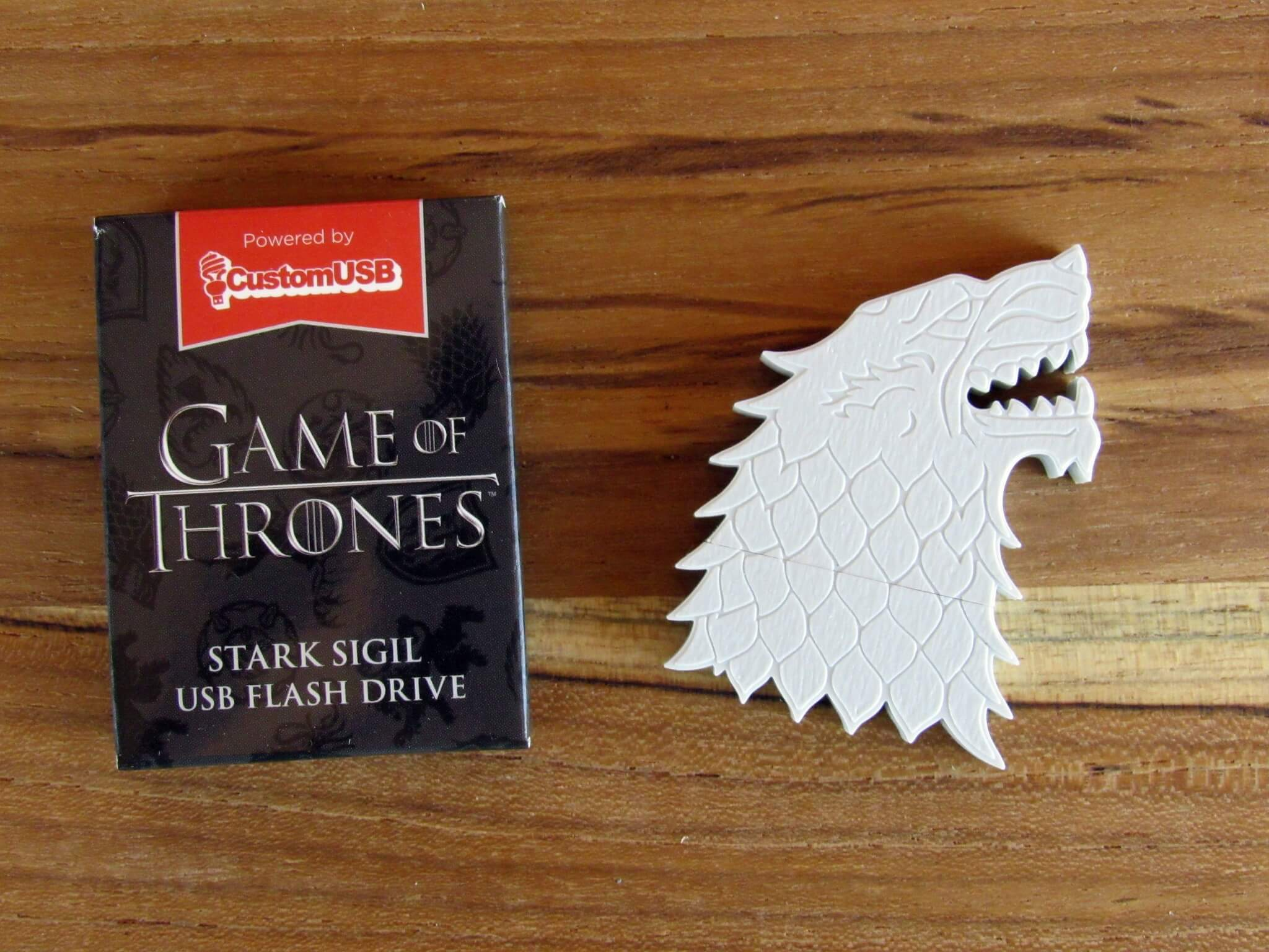 Game of Thorns USB Drive