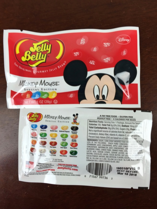 Mickey Monthly Box June 2016 (1)