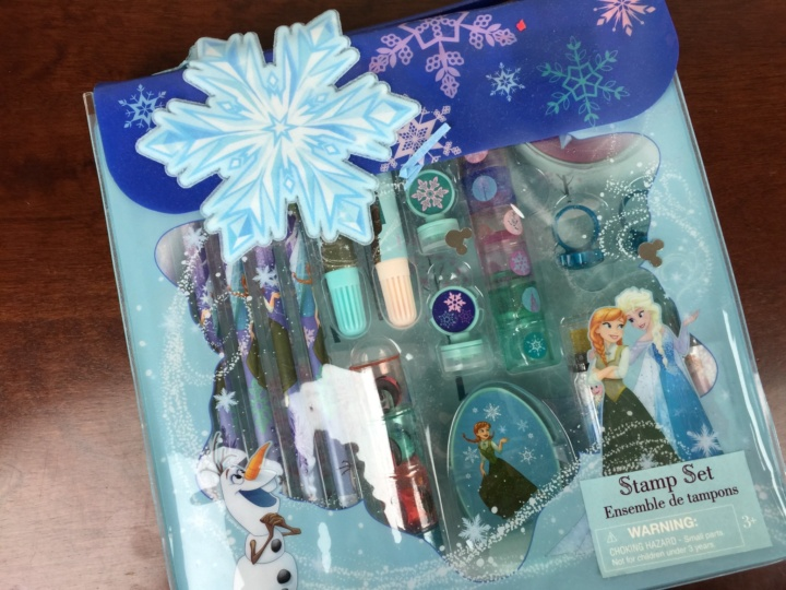 Mickey Monthly Box June 2016 (4)