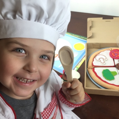My Pretend Place Dress-Up Subscription Box Review & Coupon – Head Chef Box!