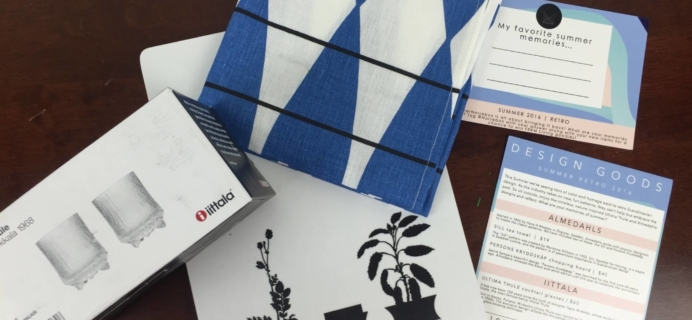 Norsebox Summer 2016 Subscription Box Review