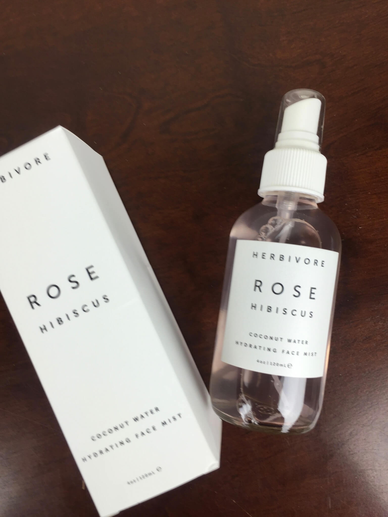 POPSUGAR must have box summer 2016 face mist