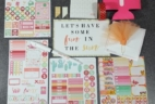 The Planner Addict Box June 2016 Subscription Box Review
