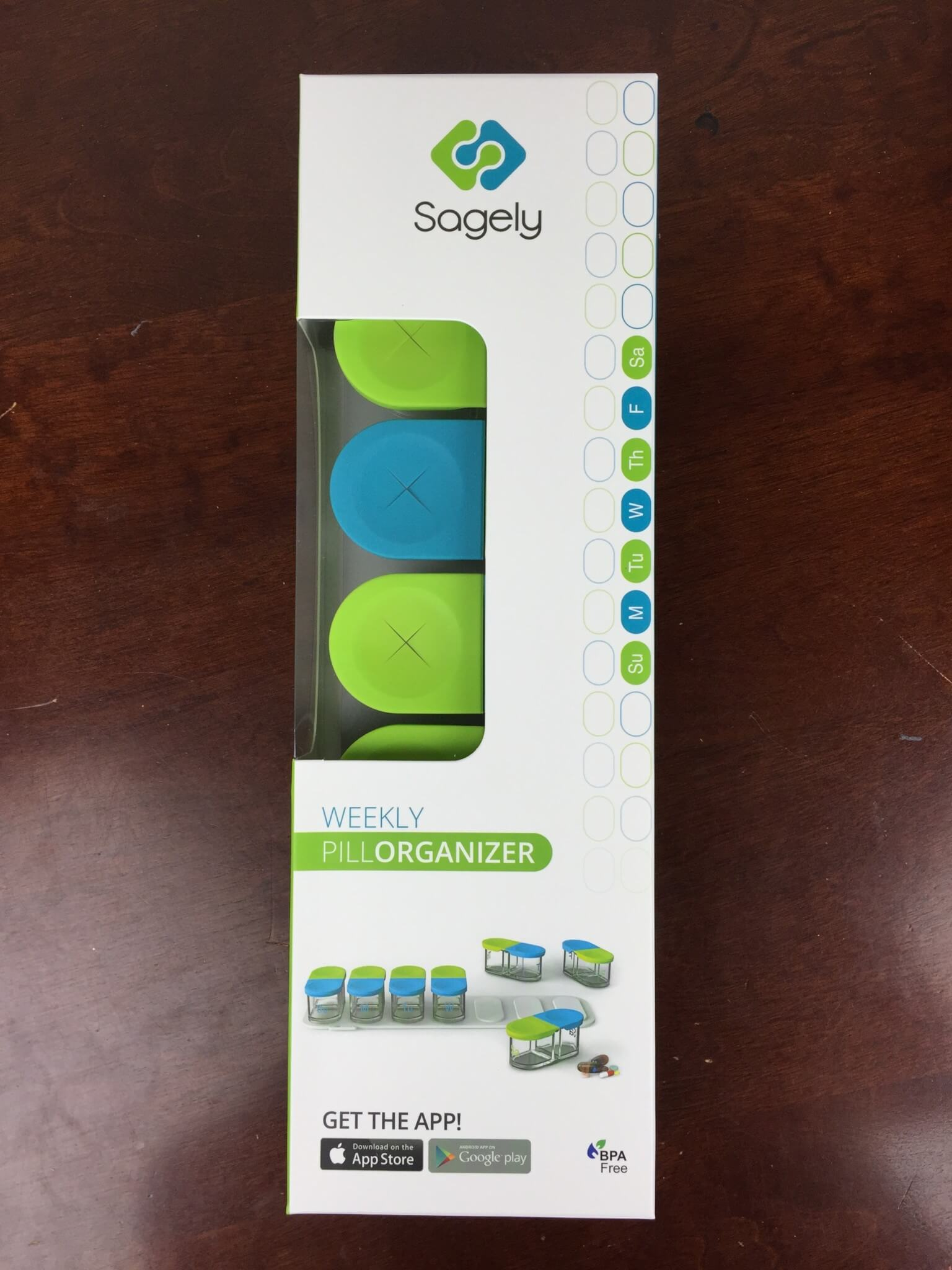 Sagely pill organizer review the grail of vitamin prescription sagely pill organizer review the grail of vitamin prescription organizers solutioingenieria Gallery