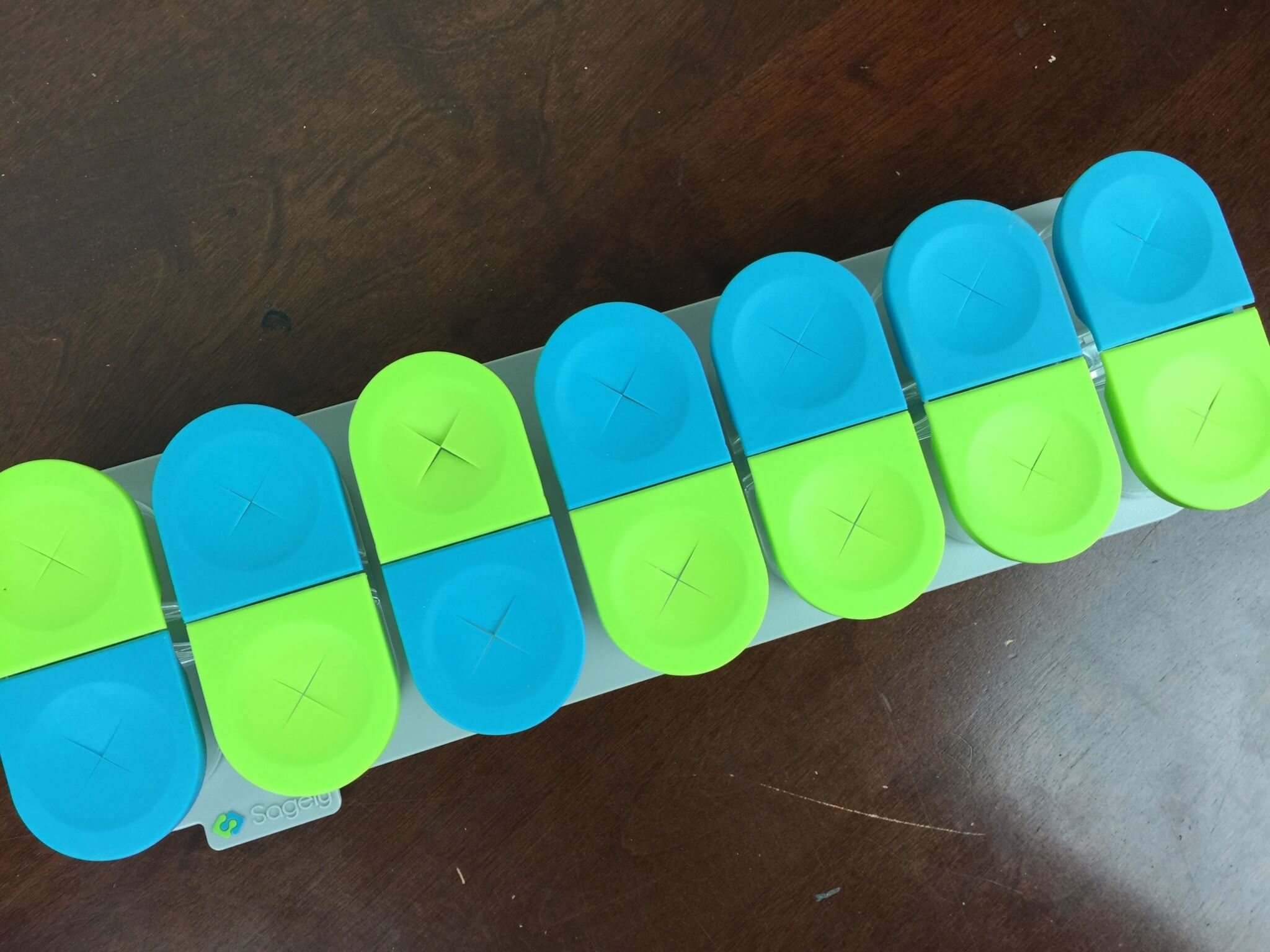 Sagely Pill Organizer Review: The Grail of Vitamin & Prescription Organizers!
