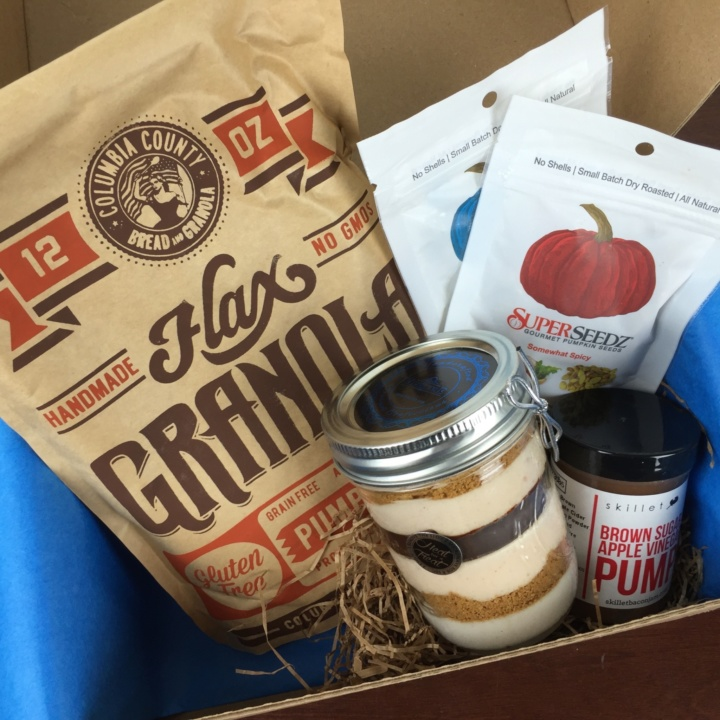 The Pumpkin Batch Box June 2016 review