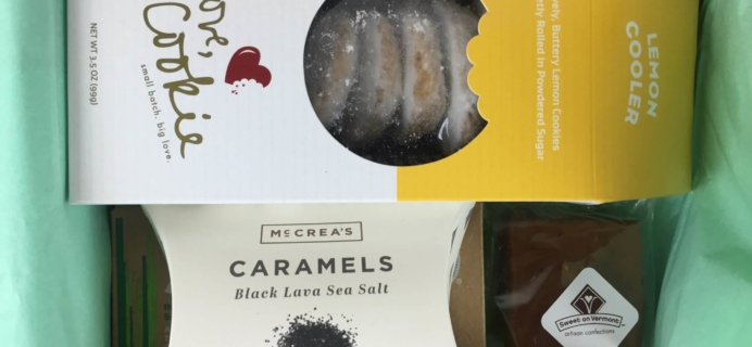 Treatsie June 2016 Subscription Box Review + Coupons