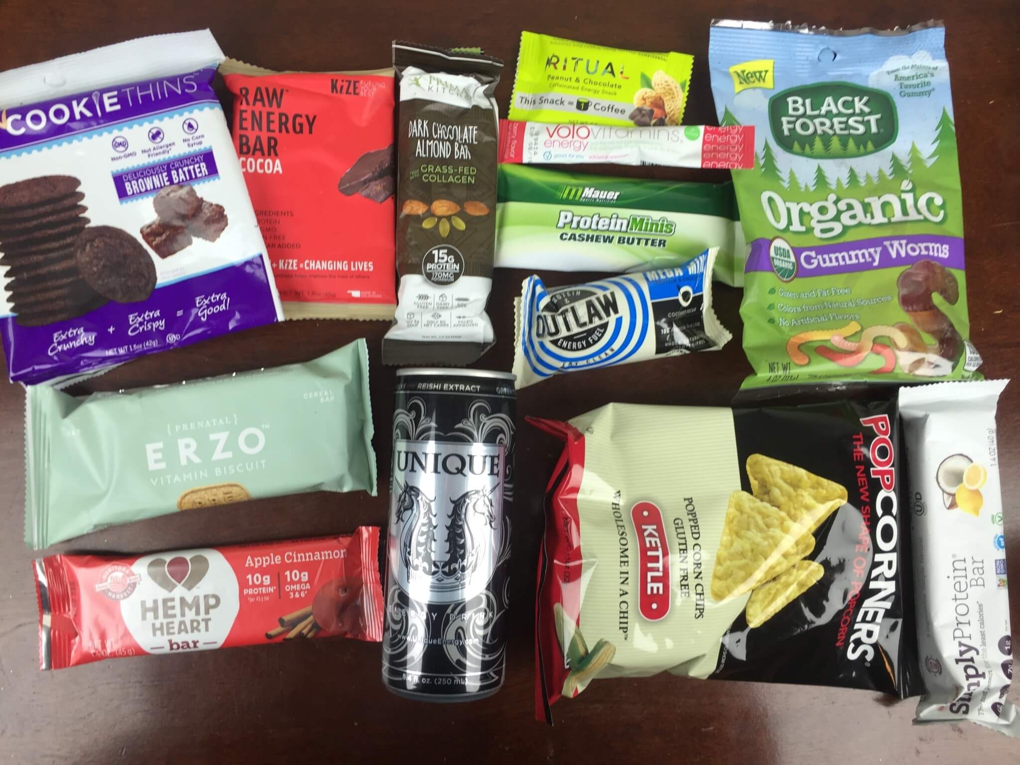 Urthbox June 2016 review