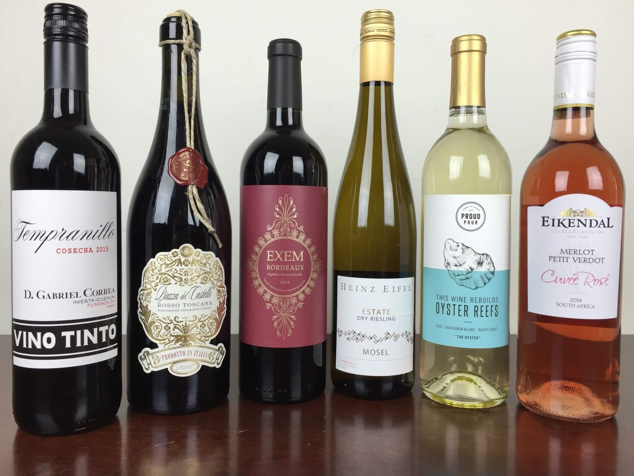 Wine Awesomeness June 2016 review