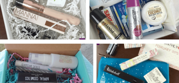 Beauty Box Subscriptions To Try Instead of Birchbox!