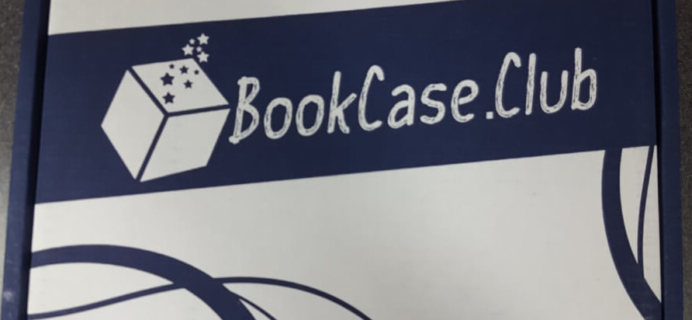 Bookcase Club Subscription Box Review & Coupon – June 2016 Blind Date Case