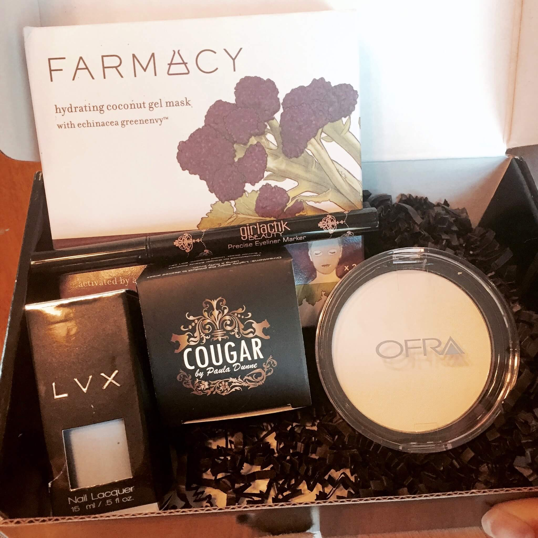 boxycharm june 2016 review