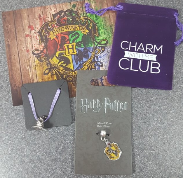 Charm With Me Club June 2016 Subscription Box Review + Coupon