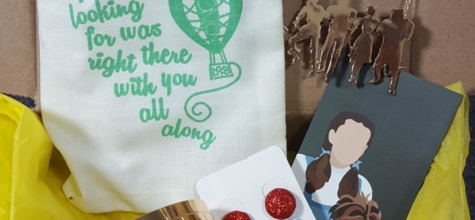 Fandom of the Month Club June 2016 Subscription Box Review & Coupon