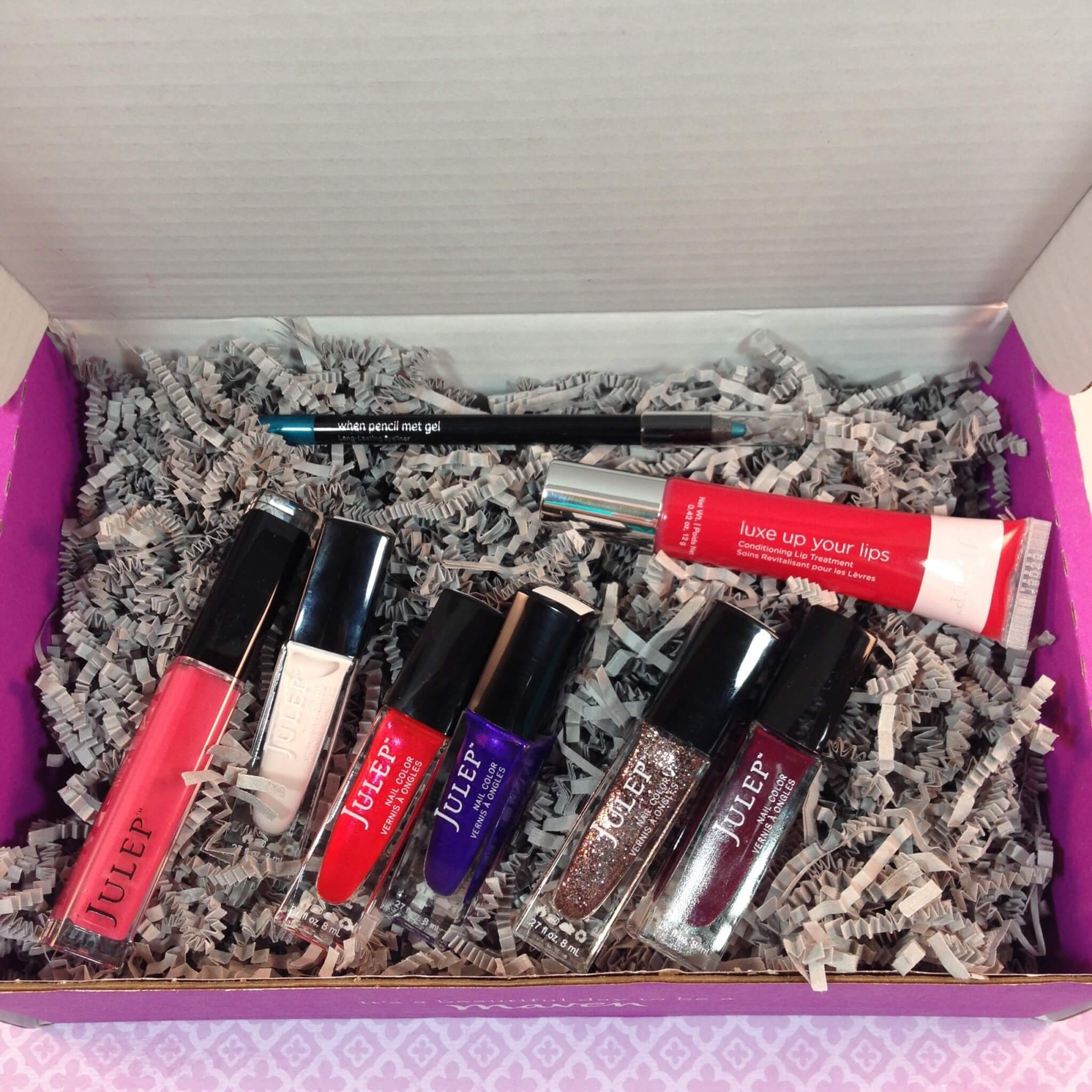 Julep Pool Party Mystery Box Review – Still Available!