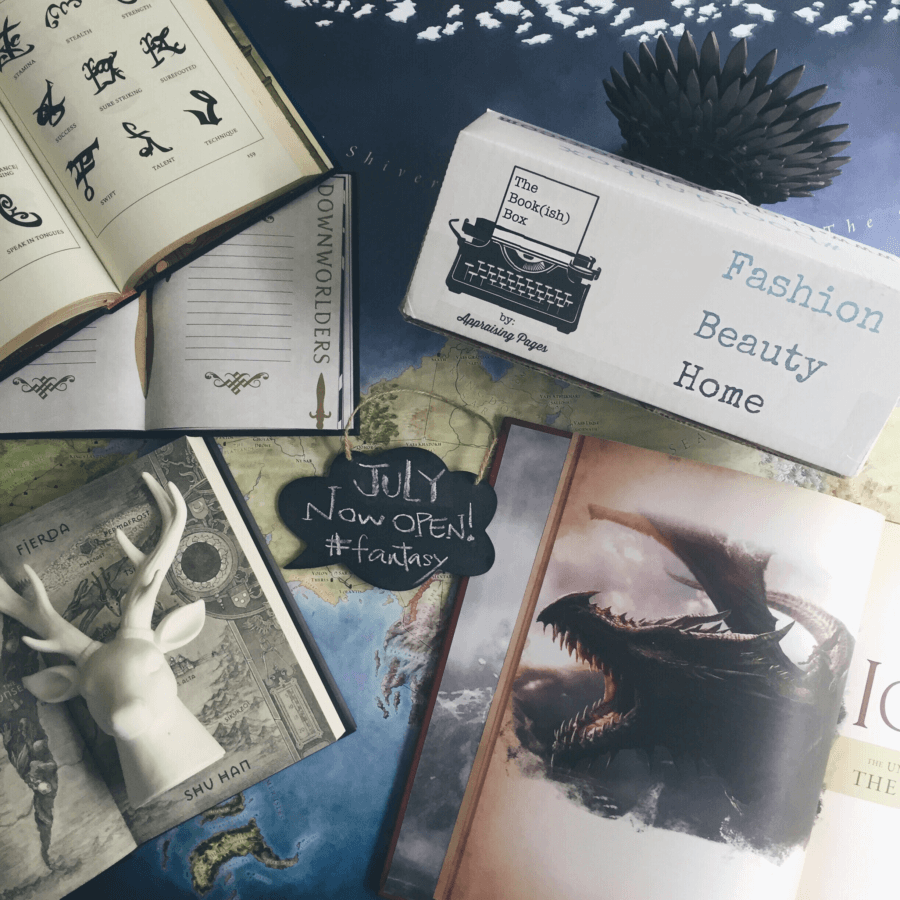 The Book(ish) Box July 2016 Theme Spoilers & Coupon!