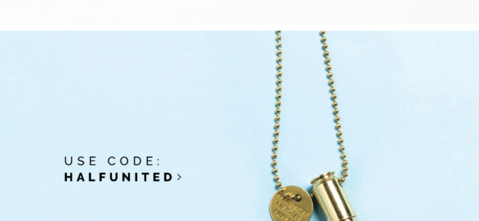 Causebox Coupon – Free Necklace with Subscription!