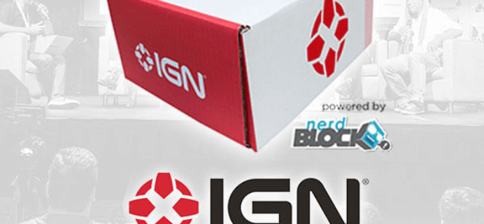 Nerd Block & IGN Limited Edition Box Available Now!