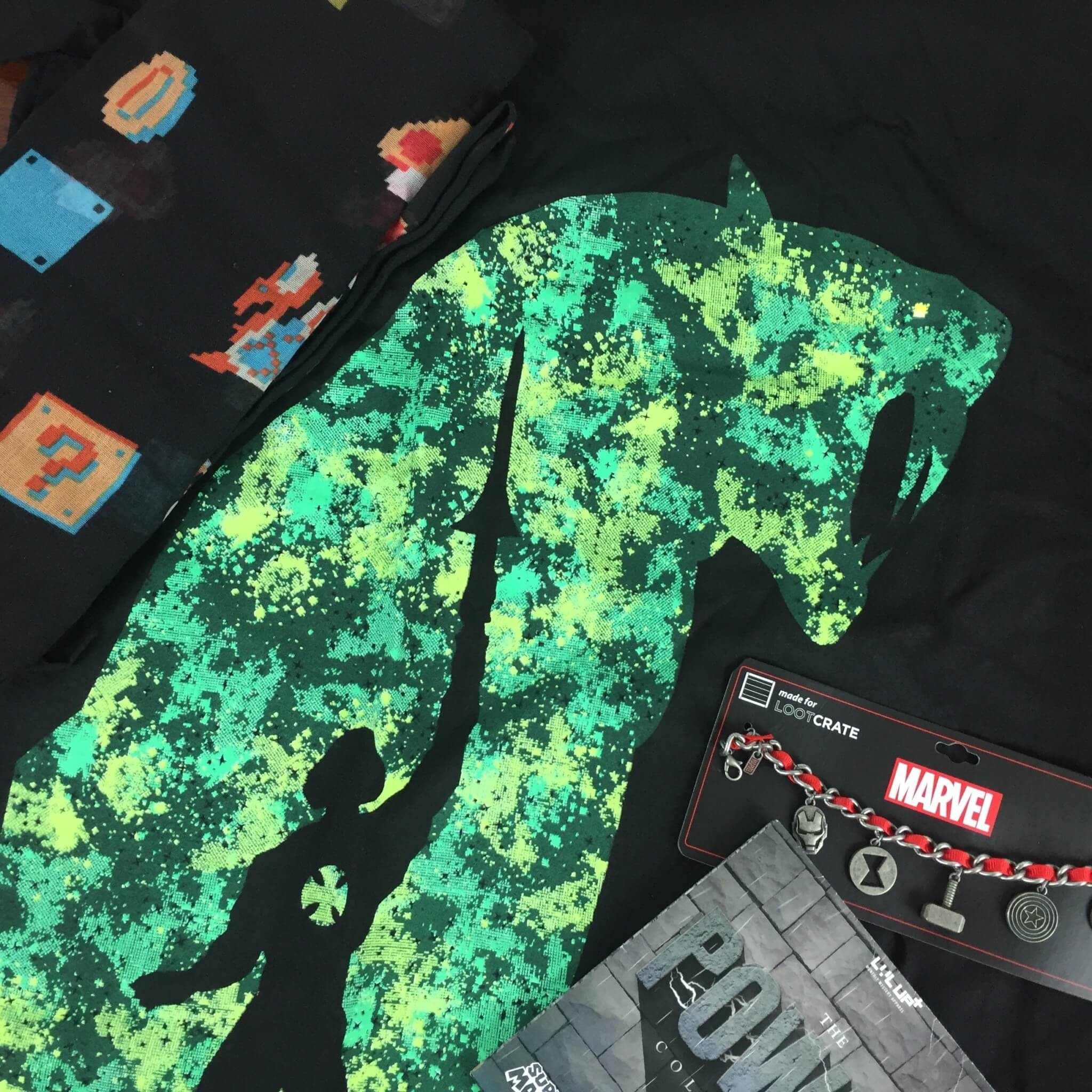 level up loot crate may 2016 review
