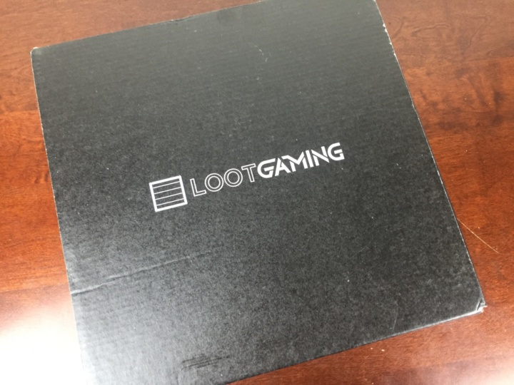 loot gaming june 2016 box