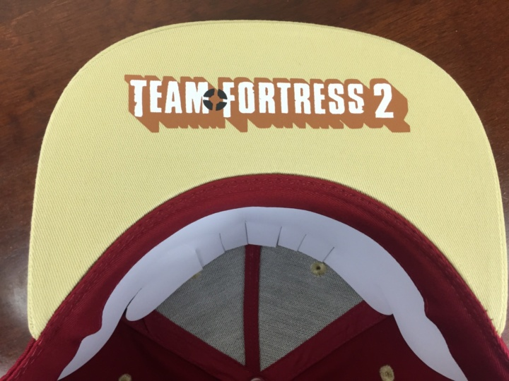 loot gaming june 2016 team fortress 2 hat