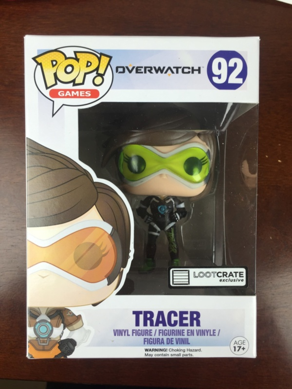 loot gaming june 2016 tracer funko pop