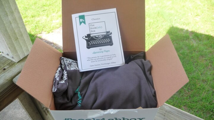 The Bookish Box June 2016 Subscription Box Review