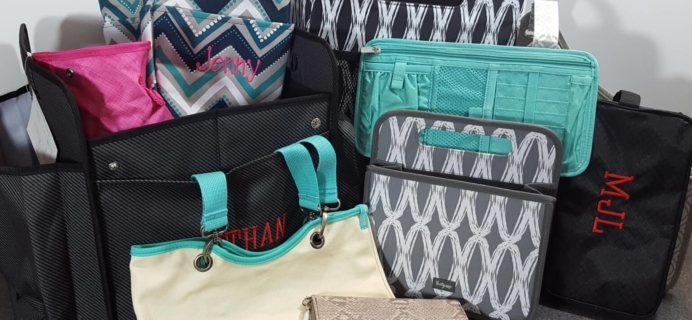Thirty-One Bags Hostess Mystery Bundle Reveal and Bags
