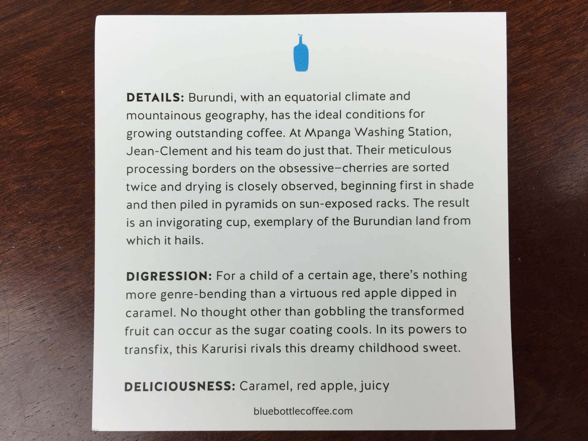 Blue Bottle Coffee Box June 2016 (2)