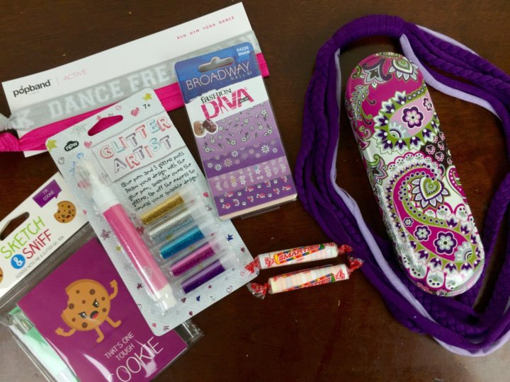 Boodle Box August 2016 review