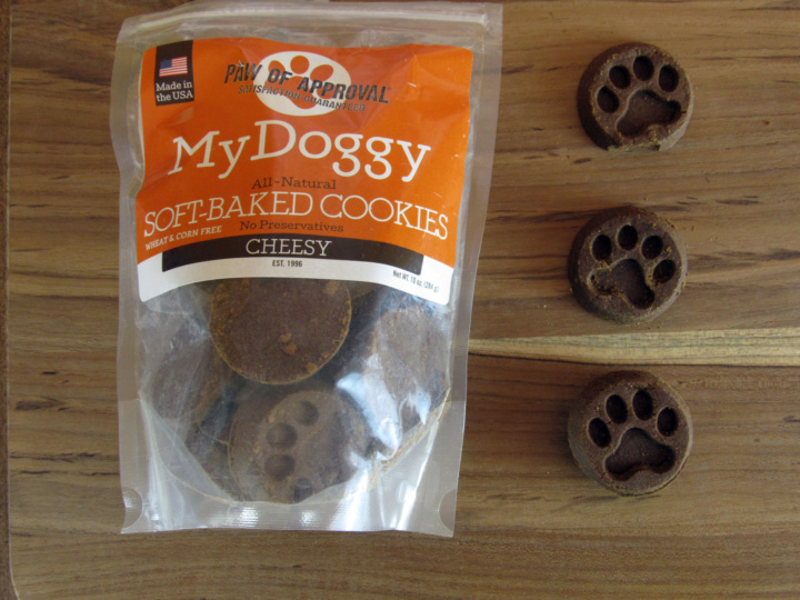 My Doggy Soft-Baked Cookies Dog Treats