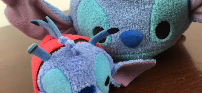 Disney Tsum Tsum July 2016 Subscription Box Review