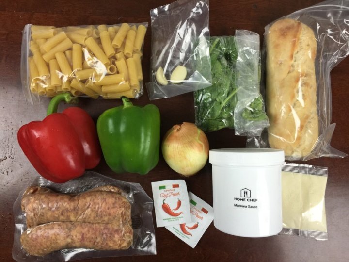 Home Chef Box June 2016 (3)
