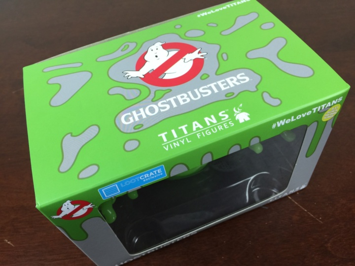 Loot Crate GHOSTBUSTERS Limited Edition Box July 2016 (6)