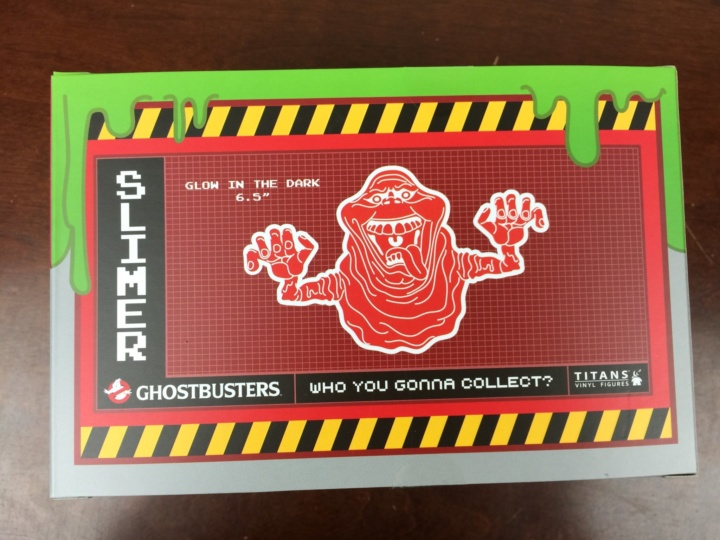 Loot Crate GHOSTBUSTERS Limited Edition Box July 2016 (8)