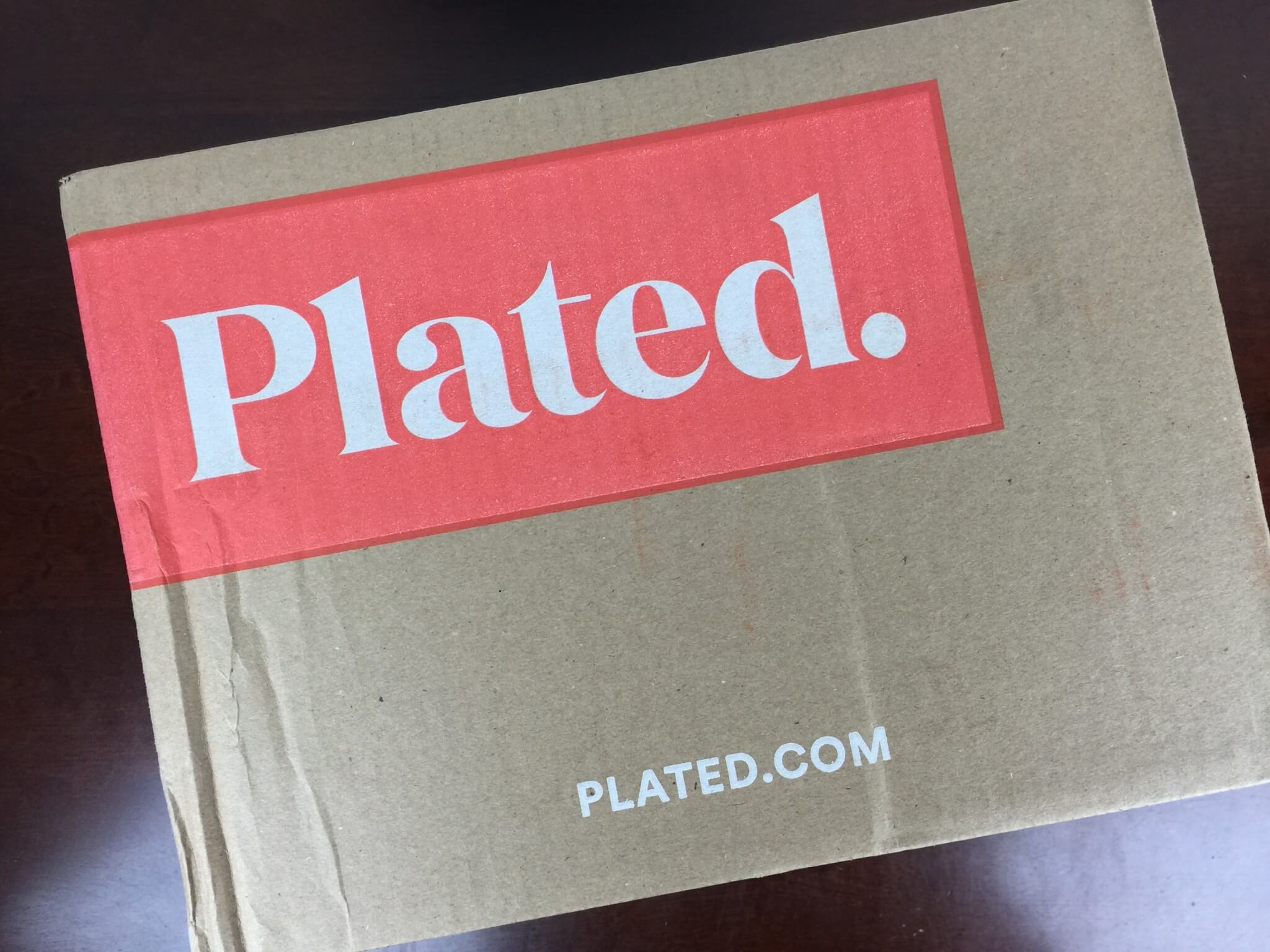 Plated July 2016 Subscription Box Review + Coupon