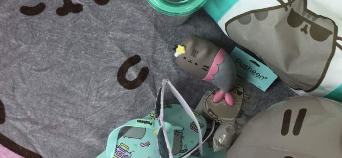 Pusheen Box Summer 2016 Subscription Box Review