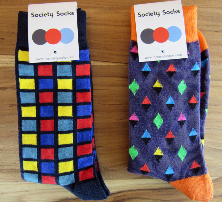 Sock Society July 2016